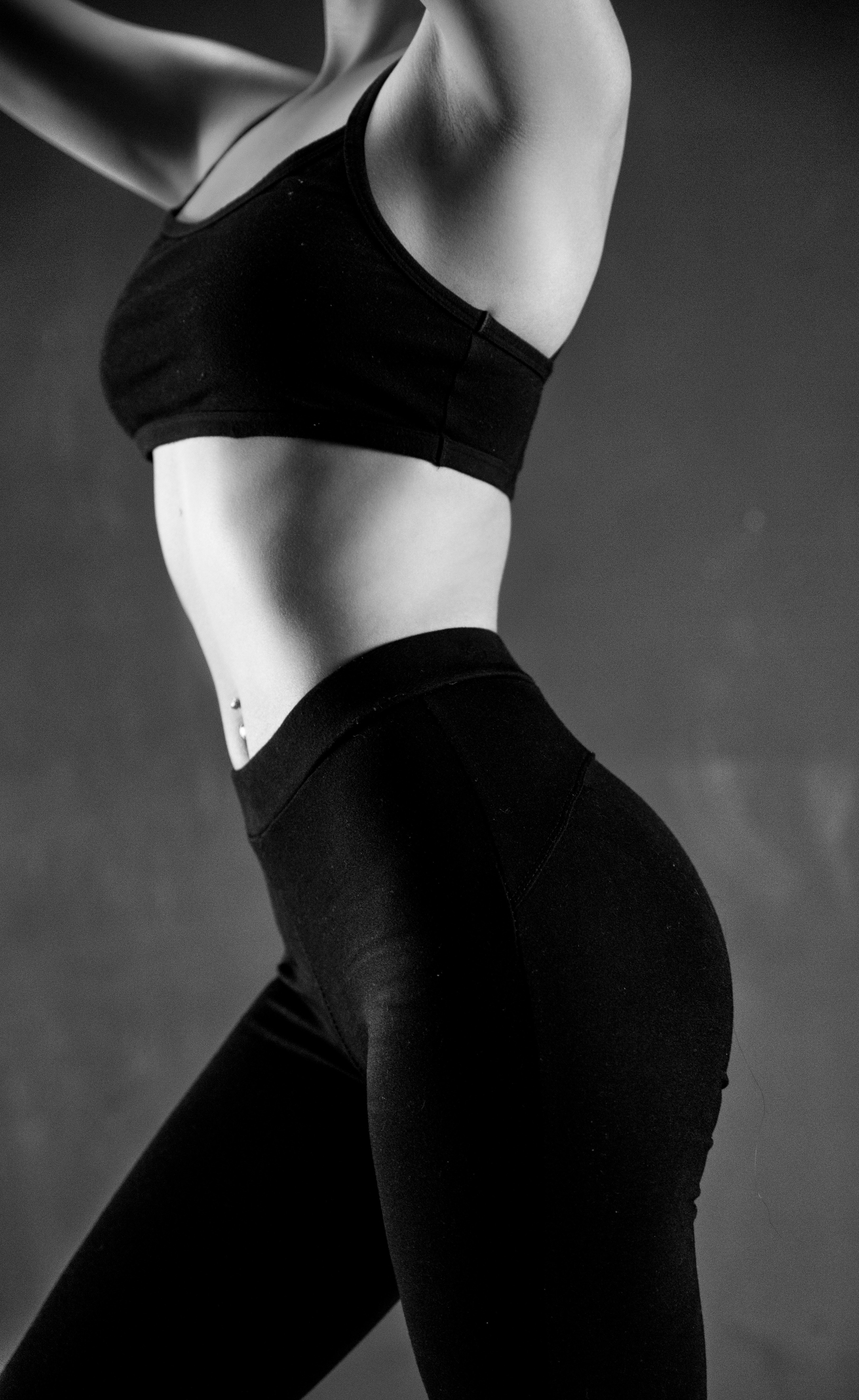Liposuction or liposculpture surgery to recover forms